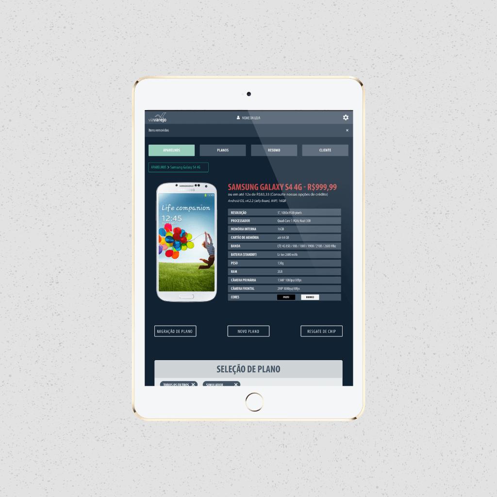 app redesign ui design